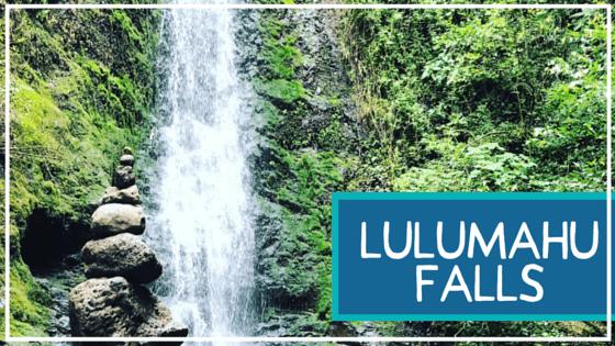 Lulumahu Falls